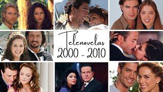 Telenovelas del 2000