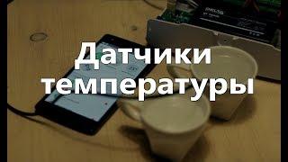 видео GSM датчик температуры «Полюс GSM Термо»