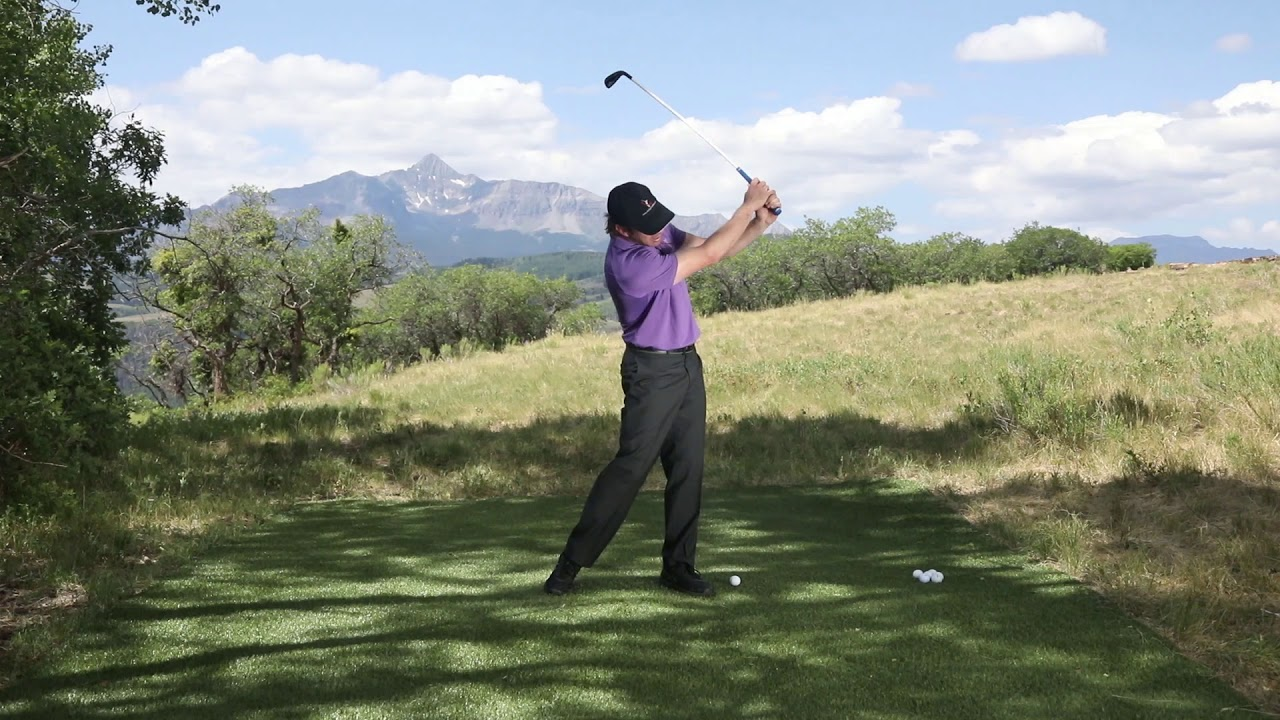 Best Golf Training Aid For A Smooth Swing And No More Hit Impulse