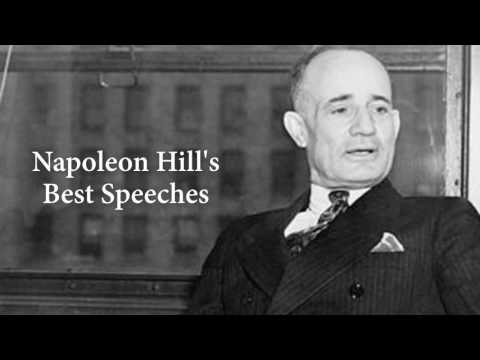 Napoleon Hill's Best Speeches 1 - Definiteness of Purpose