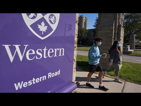 Western University  to require COVID-19 vaccine for students in residence
