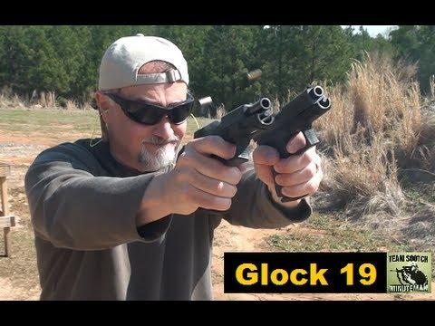 Glock 19 Pistol Full Review