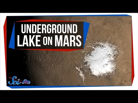 Why Was Mars's Underground Lake So Hard to Find? | Breaking News!