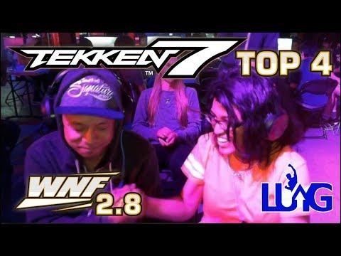 WNF 2.8 (Season Finale) - TEKKEN 7 - TOP 4 feat. @Joey_Fury and @ITScuddlecore
