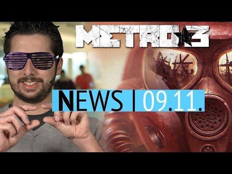 News: Metro 3 für 2017 aufgetaucht - GTA Online bekommt Tron-Modus