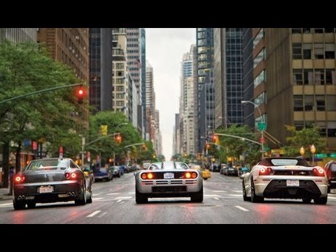 Watch me race a Ferrari through the streets of Manhattan, New York City!    Suck off Bloomberg!
