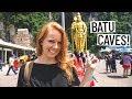 Exploring HUGE Batu Caves! + Epic Infinity Pool 💦 (Kuala Lumpur, Malaysia)