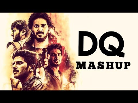 Dulquer Salmaan Mashup | 2018 | 2K | HD | Anoj Creations | DQ Mashup | NEW Malayalam Mashup