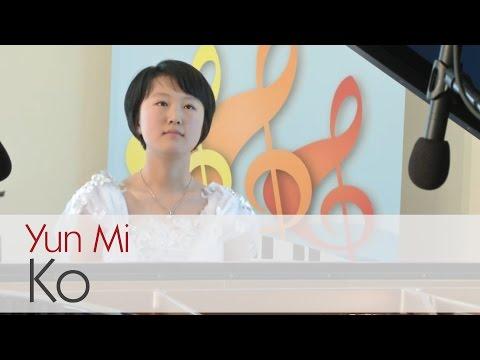 Yun Mi Ko - The 23rd International Fryderyk Chopin Piano Competition