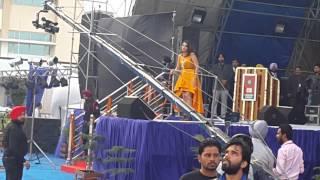 shruti pathak cu fest 2015 hd video