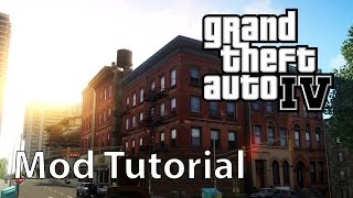 GTA 4 - Tutorial-Video: So moddet ihr GTA IV zu Ultra-Grafik