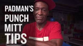 Punching with Padman - TITLE Boxing - Boxing Training Tips