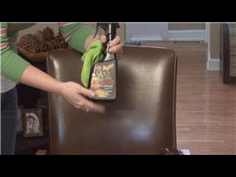 Housecleaning Home Maintenance How Do I Take Care Of Leather Furniture You