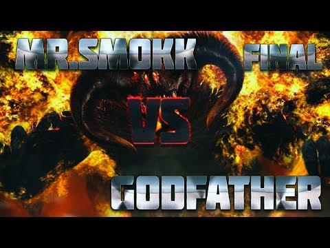 Турнир №2 по Властелин Колец:Битва за Средиземье 2 (RotWK) - Mr.Smokk vs GodFather ФИНАЛ