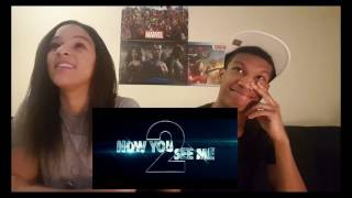 Now You See Me: The Second Act Trailer 2 Reaction/Review