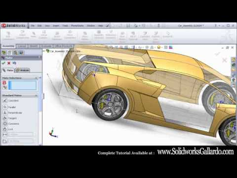 solidworks car tutorial how to model a car in solidworks youtube. Black Bedroom Furniture Sets. Home Design Ideas