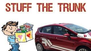 Stuff The Trunk - Ford Fiesta Mission