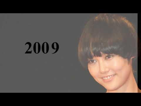 Rinko Kikuchi - From Baby To 37 Year Old