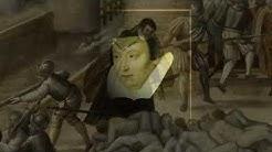 Explication du tableau : 'Le massacre de la St Barthelemy' de François Dubois