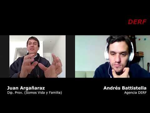 Argañaraz sobre Ojos en Alerta: Hay que ser creativos con lo que tenemos