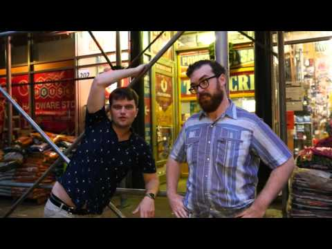 Kevin and Jimmy's Guide to New York City: Murray Hill