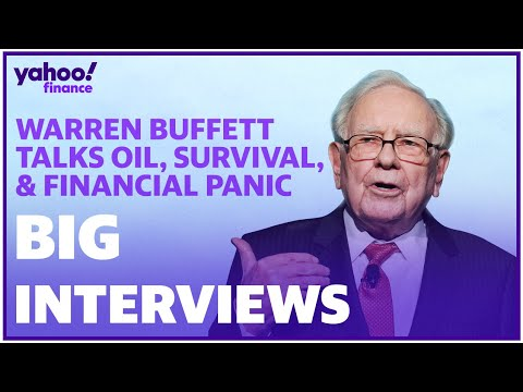 Warren Buffett Talks Coronavirus And Oil 'one-two Punch' On Stock Market