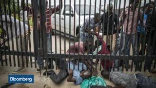 Burundi Protesters Break Into U.S. Embassy, Seek Safety