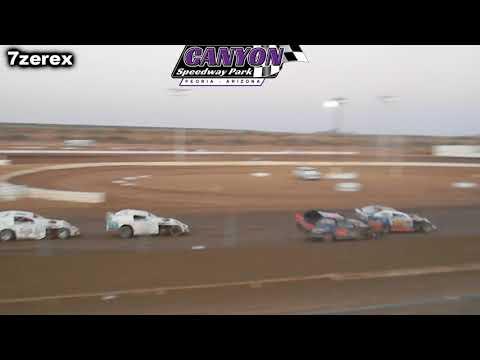 IMCA Sport Mod Heat 2 Canyon Speedway Park 6 23 2018