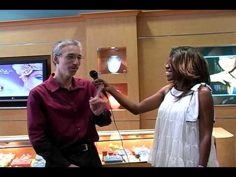 JDouglas Jewelers: Julia of BUANTV.com interviews Gary of J Douglas Jewelers