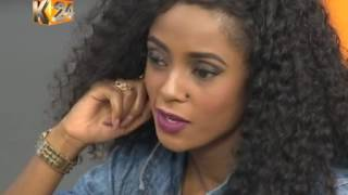 Up Close & Personal with Vanessa Mdee