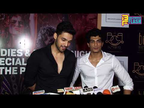 Fans Nahi Friends Song Interview - Parth Samthaan, Niti Taylor, Palash Muchhal