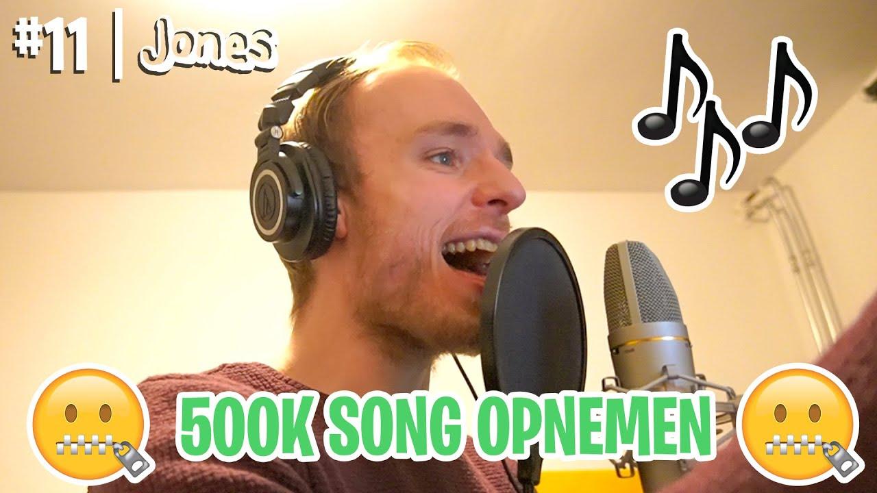 500K SONG OPNEMEN EN EEN MOEIZAME DAG l Jones #11