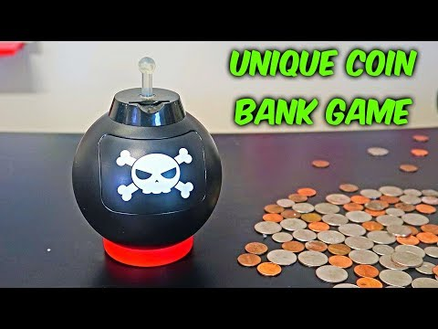 Japanese Coin Bank Game