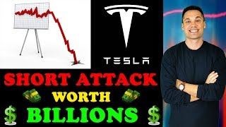 The Real Reason Why TESLA Stock Is Being Attacked By Everyone!