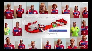 Bermuda Coach Naquita Robinson on Guyana Draw