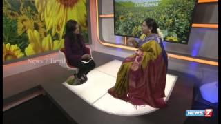 Velicham with Kutty Padmini - NEWS 7 TAMIL