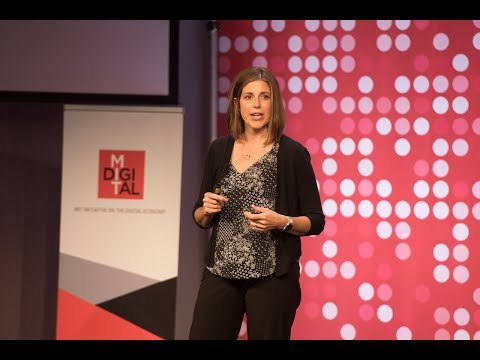 Digital Industrial Platforms - Danielle Merfeld, GE Global Research