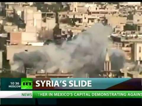 CrossTalk: Syria's Slide