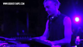 Richie Hawtin Asia Tour 2014 / TAIPEI - One With Richie Hawtin  PV 2