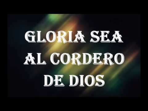 GLORIA SEA AL CORDERO - LETRA - NEW WINE