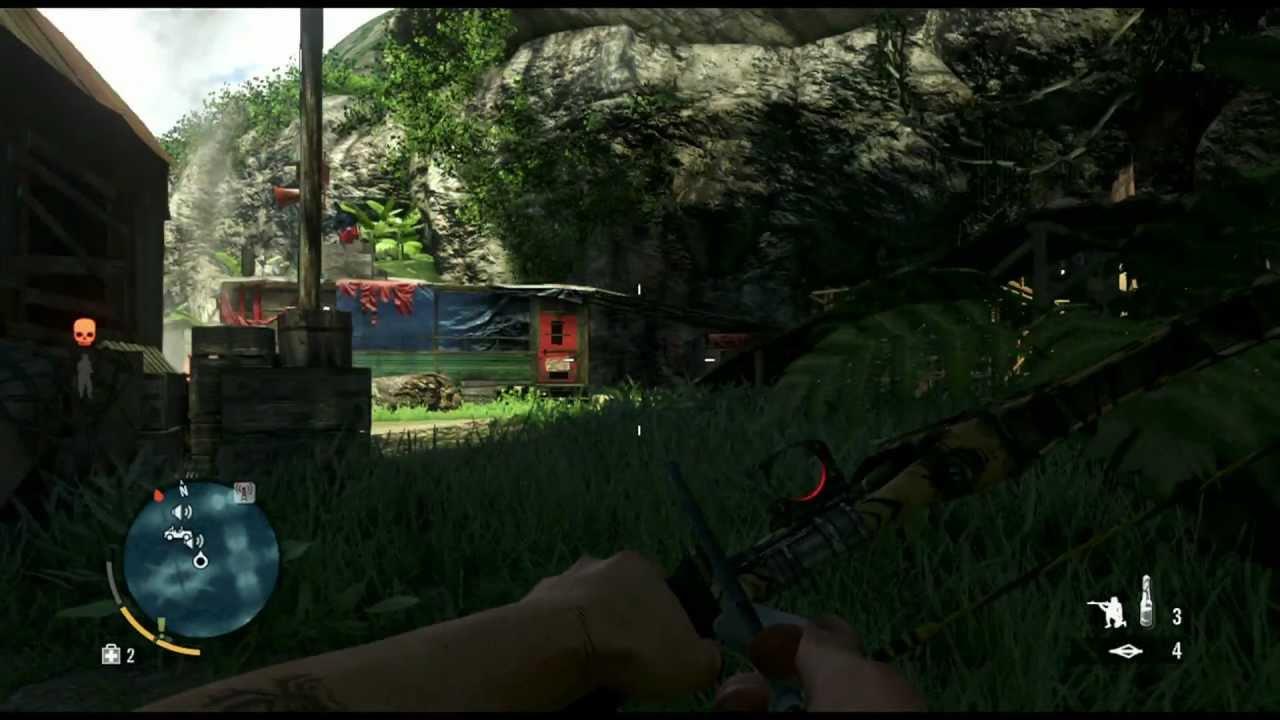 Far Cry 3 Xbox 360 Gameplay Hd 1080p Youtube