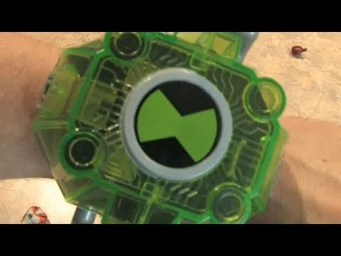 Classic Toy Room - BEN 10 ALIEN CREATION TRANSPORTER review