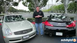 2012 Infiniti G37 IPL Coupe Luxury Car Video Review
