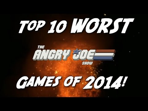 Top 10 WORST Games of 2014!