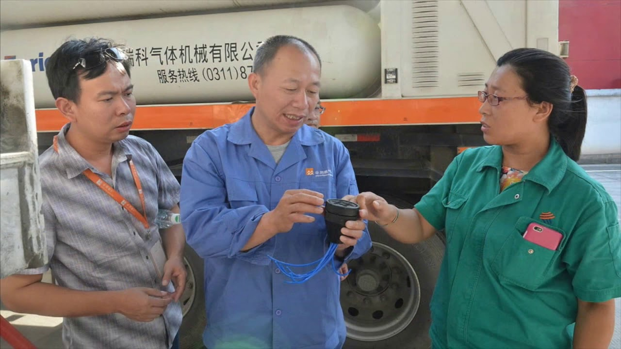 Download The advertising video of《Supply Gas》made by Yuzhen Bian -- Fuzhou China Resources Gas Co., Ltd