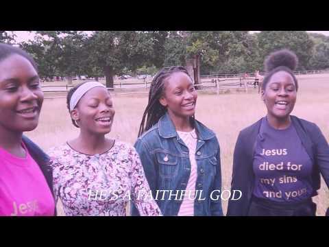 GOD IS FAITHFUL OFFICIAL VIDEO - Dupe Akinwande