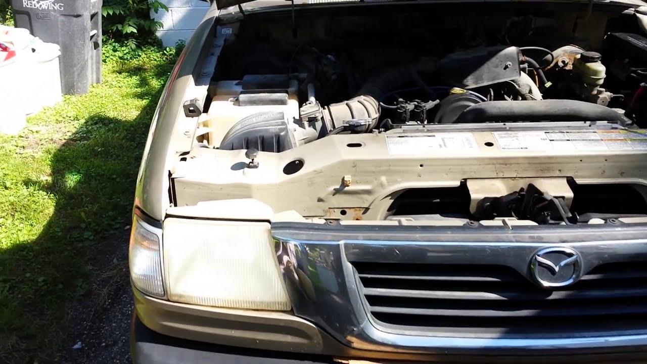 small resolution of 1999 mazda b2500 4cyl manual transmission starter location youtube mazda b2300 fuse diagram fuse diagram for 2001 mazda b2500 truck