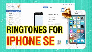 Download fonetrans for windows & mac to make ringtones iphone se: https://www.all-iphone-data-recovery.com/fonetrans is the best ios transfer s...