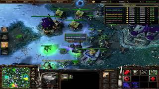 ЖЕСТКИЕ КАДРЫ! Искусственный интеллект в Warcraft 3 научился нанимать героев из таверны!!!