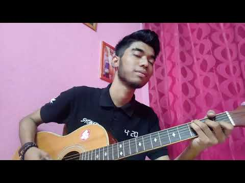 Hijau Daun - Ilusi Tak Bertepi (Acoustic Cover By Syed Faisal)